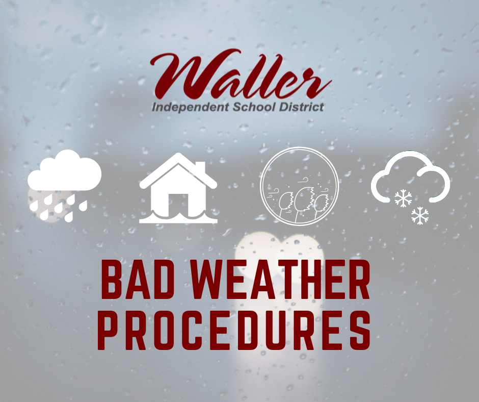 Bad Weather Procedures