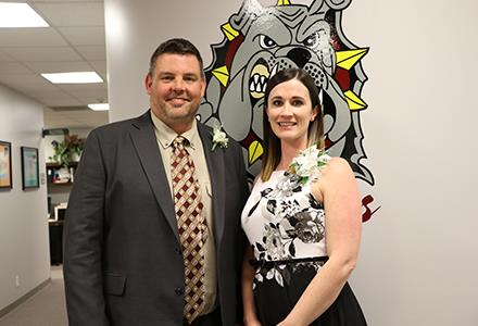 2019-2020 District Teachers of the Year