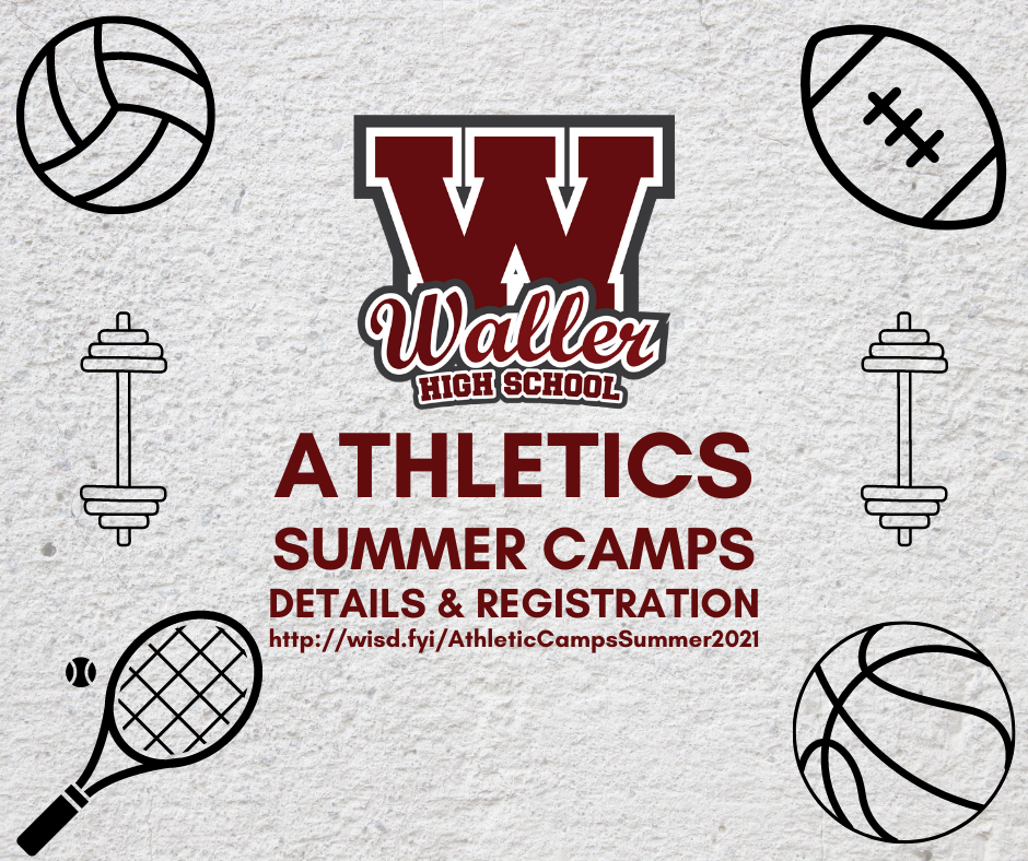 WHS Athletic Summer Camps