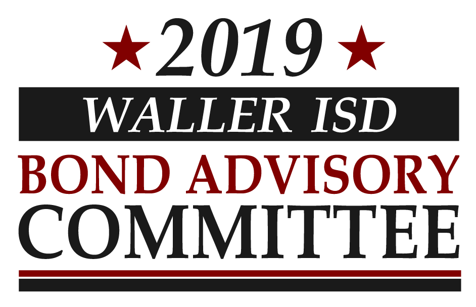 Waller ISD 2019 Bond Advisory Committee Logo