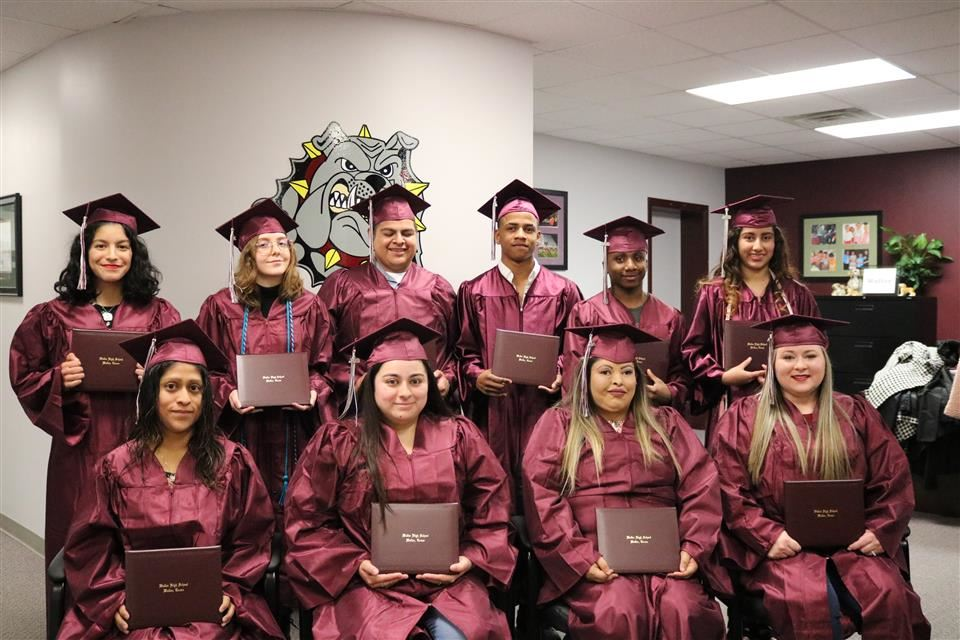 Photo of WHS 2019 Winter Graduates