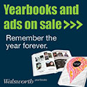 Yearbooks & Ads on Sale